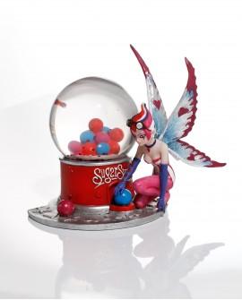 Bola de agua elfa de los dulces