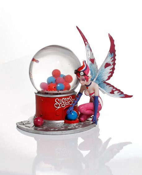 Bola de agua elfa dulces