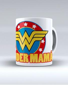 """Taza """"Wonder Mamá"""""""