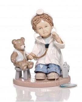 Niño doctor de Nadal Babies.