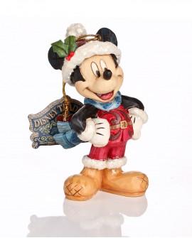 Mickey colgante Navidad