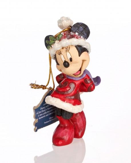 Minnie colgante Navidad