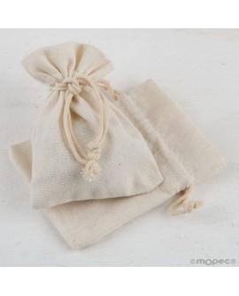 Bolsita de algodón dos colores