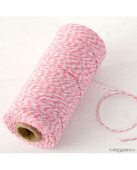 Bobina de cordón de 4 hilos.