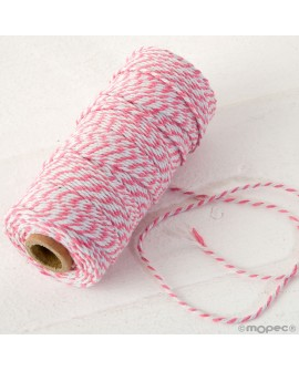 Bobina de cordón de 12 hilos.