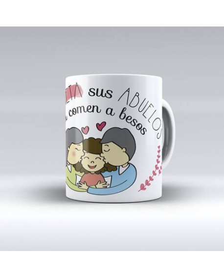 Taza para una nieta especial