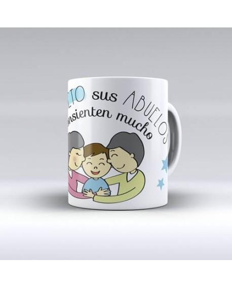 Taza para un nieto especial