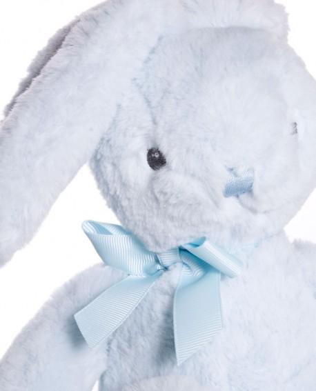 Conejito azul mediano