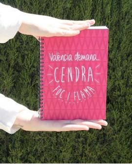 Libreta Cendra, Foc i Flama