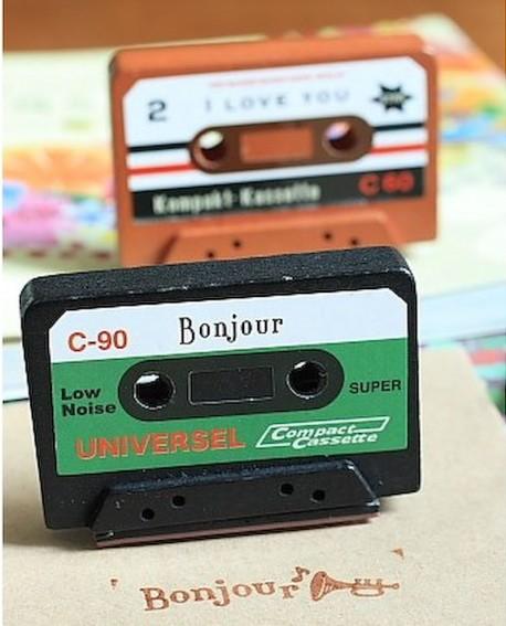 "Cuño ""Bonjour"""