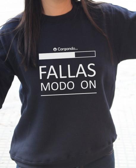 "Sudadera fallera ""Modo On"""