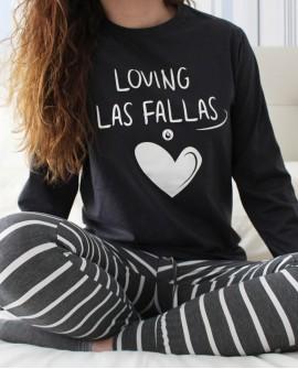"Pijama ""Loving las Fallas"""