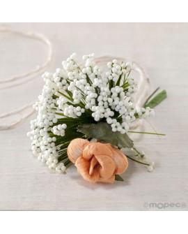 Bouquet floral para decorar.
