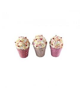 Cajita helado cupcake