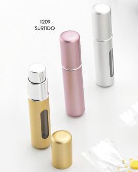 Perfumador con bomba de carga