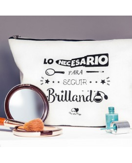 "Neceser ""Brillando"""
