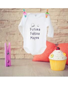 Body bebé, futura Fallera Mayor