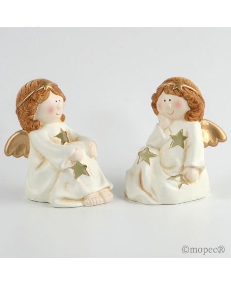 Angelito portavelas