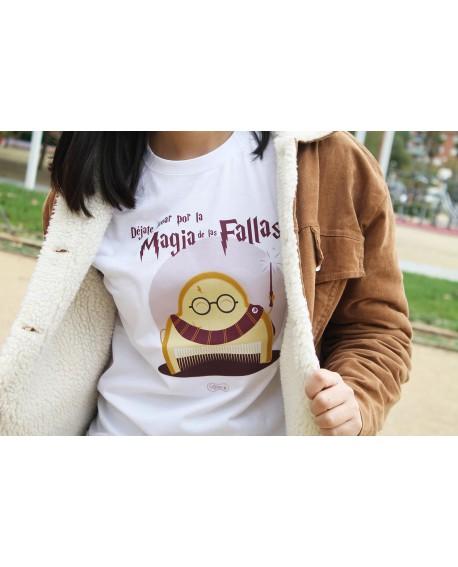 """Camiseta """"La magia de las fallas"""""""
