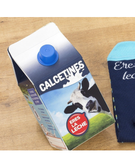 Calcetines leche