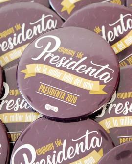 Chapa Presidenta