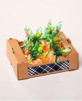 Basket de naranjas