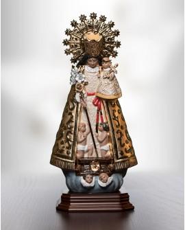 Virgen de los Desamparados Oro 7