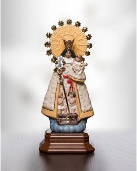 Virgen de los Desamparados Gres 4