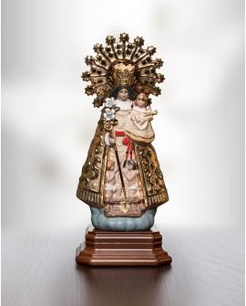 Virgen de los Desamparados oro 4