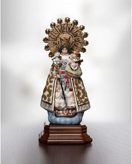 Virgen de los Desamparados iris 4