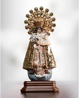 Virgen de los Desamparados oro 5
