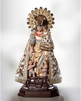 Virgen de los Desamparados sin fajín Iris ( Edición Limitada)
