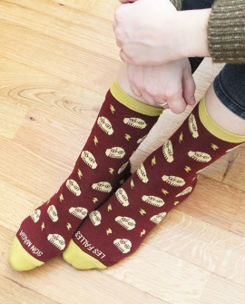 Calcetines Harry Potter fallero