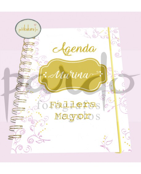 Agenda Fallera Mayor Nombre Petitkokoro