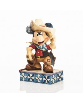 Figura Mickey Vaquero