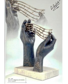 Alegoría a la música (Edición Limitada)
