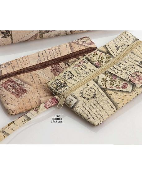Billetera de postales