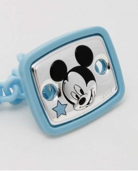 Pinza para chupete Mickey
