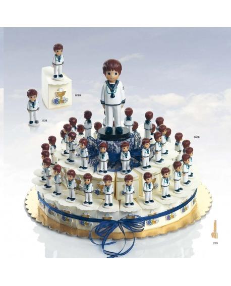tarta niño con traje marinero