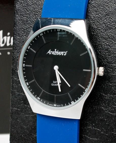 Reloj azulón Arabian´s caballero
